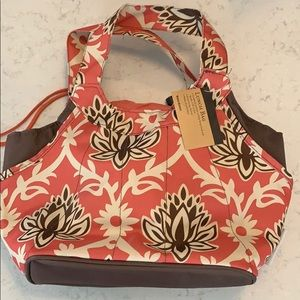 World Market Insulated Lunch Bag